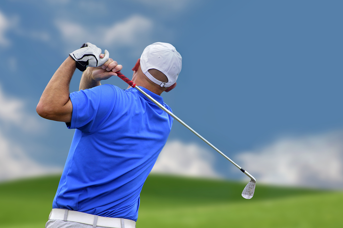 The Mechanics of a Golf Swing - Green Oaks Sport And Spine
